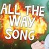 ALL THE WAY - Jacksepticeye Songify Remix By Schmoyoho