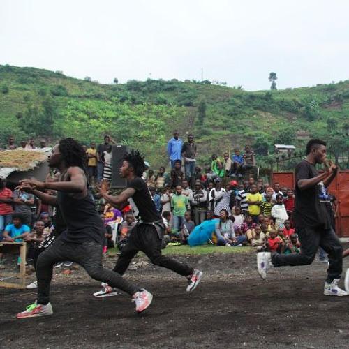 Salaam, Amani, Peace: Festivals in Goma, DR Congo