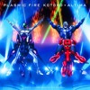 Accel World Infinite Burst : Plasmic Fire by KOTOKO X Altima FULL + Lyrics [Cover]