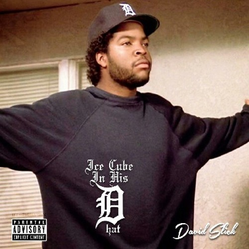 7611367c0ee ice cube in his d hat by david slick free listening on soundcloud Ice Cube  Card