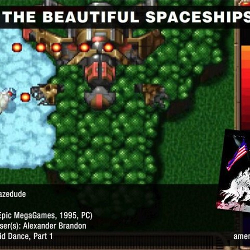 """""""The Beautiful Spaceships"""" - a Tyrian remix and American Pixels bonus track"""