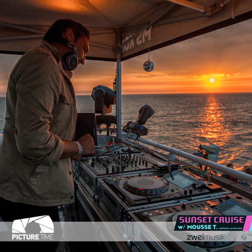 Sunset Cruise 2016 with Mousse T. & zweimusik