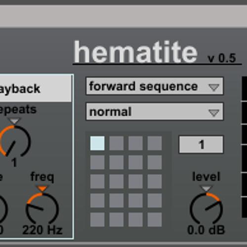 Hematite - 05 - Demo