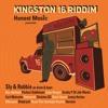Ras Attitude - Marijuana (We Ah Bun) [Kingston 16 Riddim | Honest Music 2016]