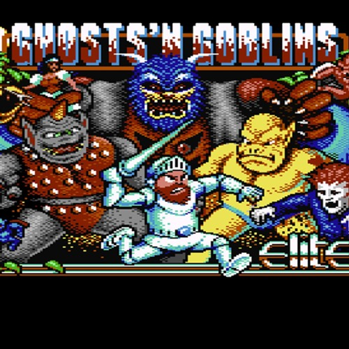 Ghosts 'N Goblins C64 - Main Theme (remix)