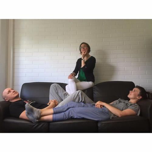4. & Anna Riihimäki — Syömishäiriöt ja niiden hoito, Hanski ja Jaska terapeutin sohvalla