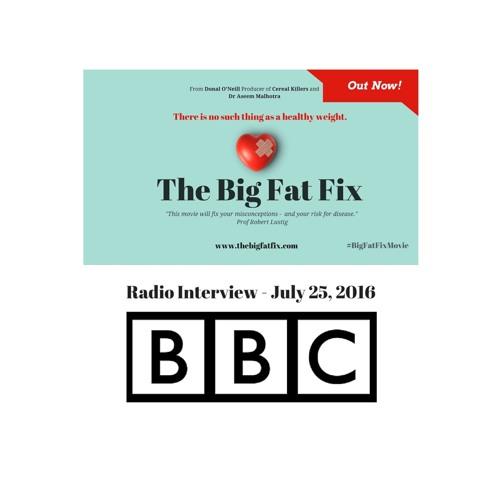 The Big Fat Fix on BBC Radio