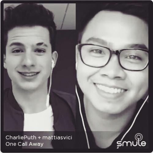 Charlie Puth ft Mattias Vici - One Call Away mp3 by Mattias Vici