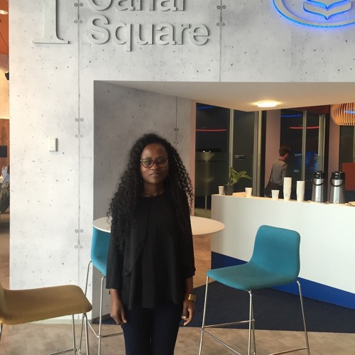 Nicaise Ishimwe founder Of The Irish Chapter Of Women In Tech For Africa