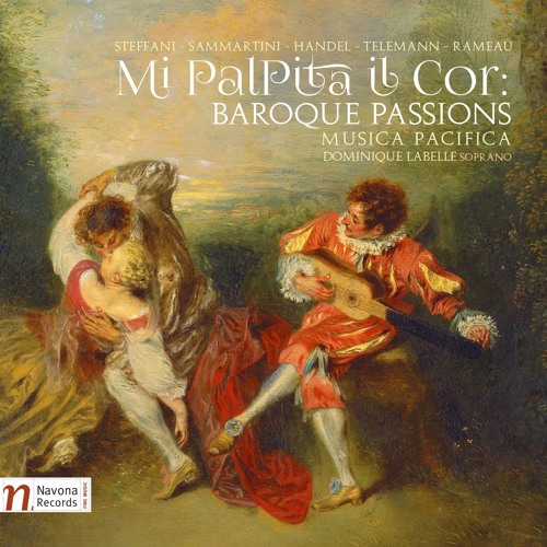 Musica Pacifica - BAROQUE PASSIONS