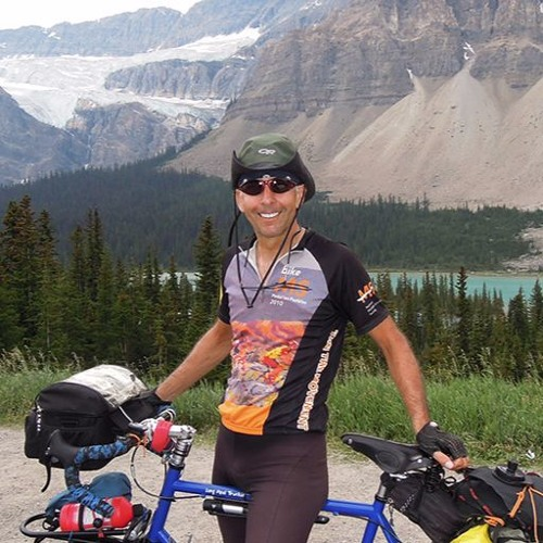 Ep 2: Russ McCoy - Adventure Cyclist