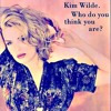 Kim Wilde - Who Do You Think You Are (2016 Remix)