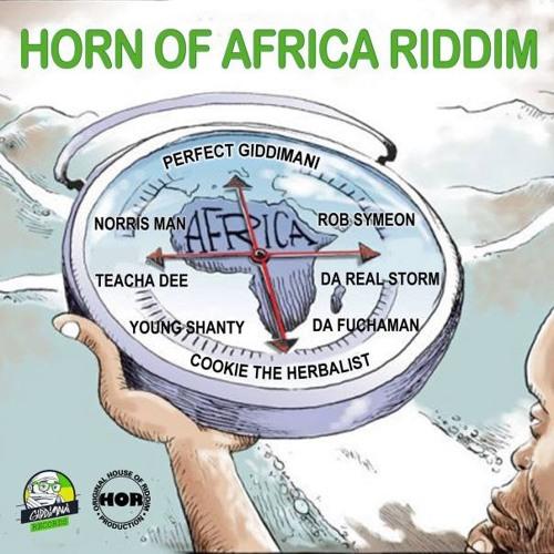 Horn Of Africa Riddim Megamix (DJ Become)