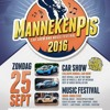 Manneke Pis Car show and music festival