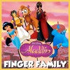 Finger Family Song - Alladin