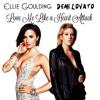 Demi Lovato Vs Ellie Goulding Love Me Like A Heart Attack