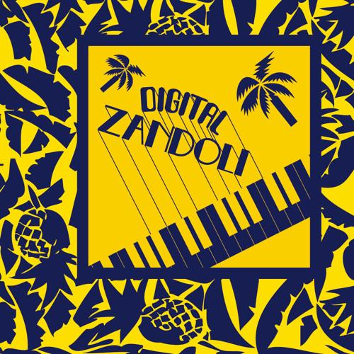 "DIGITAL ZANDOLI  ""Mizik Nou"" by MILTON"
