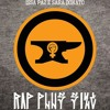 RAP Plus Size Portada del disco