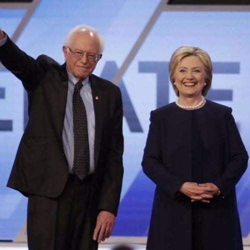 Hillary ganha corrida eleitoral