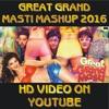 Great Grand Masti Mashup 2016 - Vivek Ritesh Aftab Urvashi - DJ Mehul Kapadia