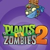 Modern Day, Final Wave  ••••  «Plants vs. Zombies 2» cover