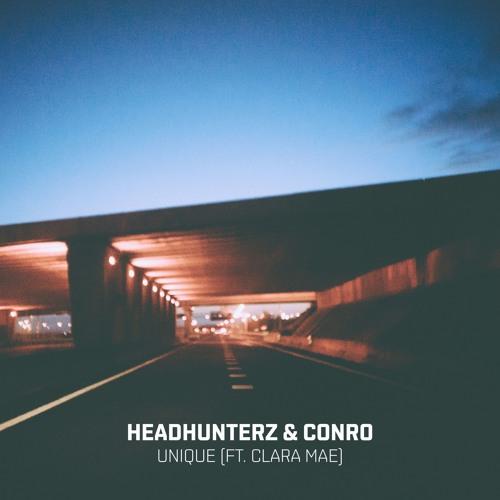 Headhunterz, Conro, Clara Mae - Unique (Original Mix)