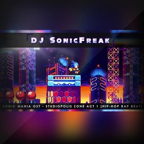 Sonic Mania OST - Studiopolis Zone Act 1 [Hip-Hop Rap Beat