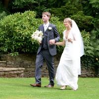 Steve Wright jocks Rory & Lizi's serious weddin'!