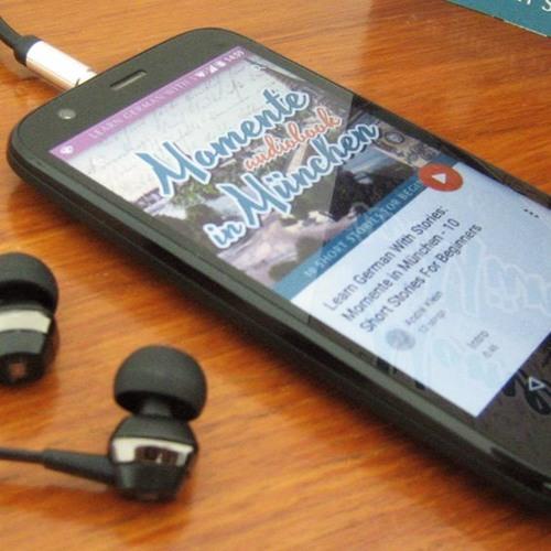 Dino lernt Deutsch 4: Momente in München (Audiobook)
