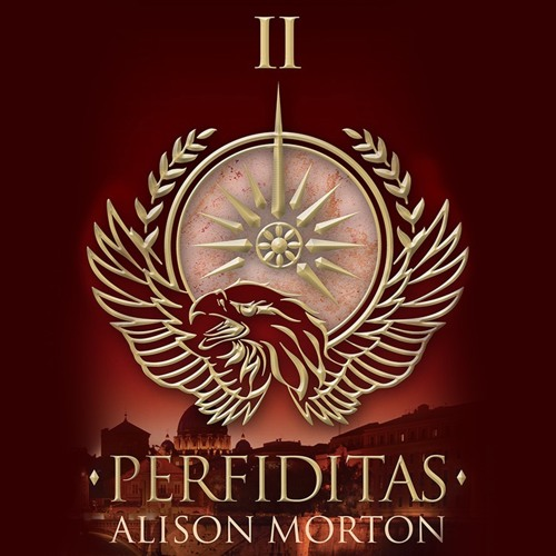 Perfiditas by Alison Morton, Narrated by Caitlin Thorburn