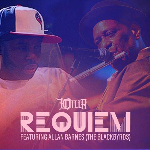 REQUIEM feat Allan Barnes (TheBlackbyrds)