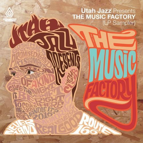 Utah Jazz - Growth Comes - The Music Factory LP