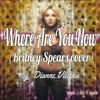 Where Are You Now (Britney Spears cover)