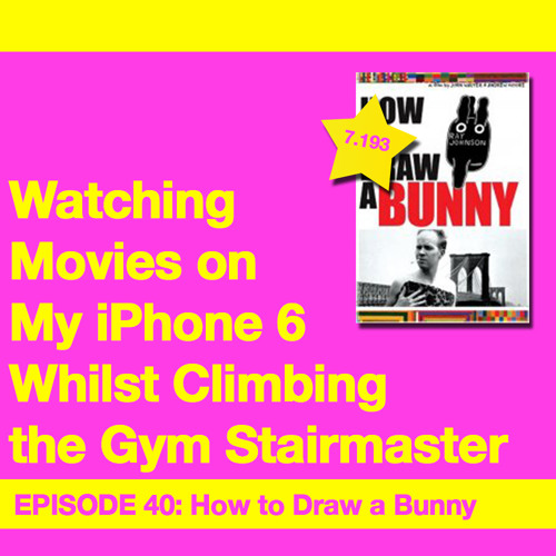 Movie Review 40: How to Draw a Bunny (2002)