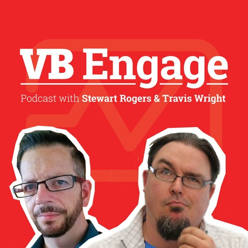 Brian Solis, gazebo selfies, and how tech is changing our behavior - VB Engage 012