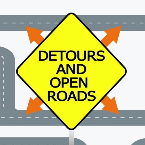 Detours And Open Roads - Steve Keller