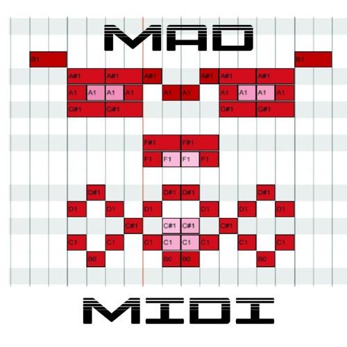 EdDystorcioN - Mad MiDi (No Master)