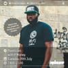 Rinse FM Podcast - Plastician w/ P Money- 26th July 2016