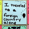 Adrian's story: First time I travelled to America