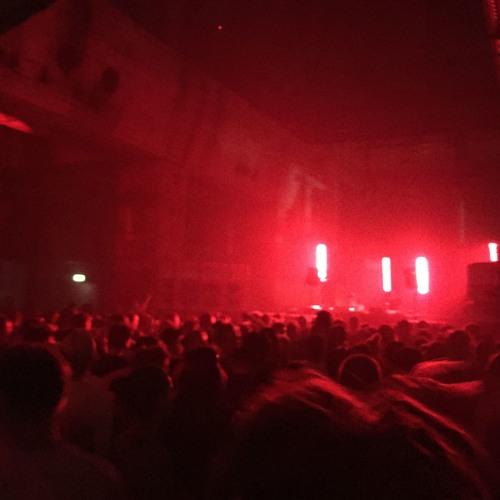 Mike Dehnert Live cut at Kraftwerk Berlin on Tresor 25 years Festival