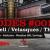 Velasquez  @ Radicales Club (Santiago Chile - July 22 , 2016)