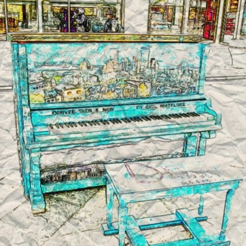 Five Pieces For Piano