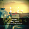 Max Lyazgin & Ian Tosel Pepper Cat Podcast 003 2016
