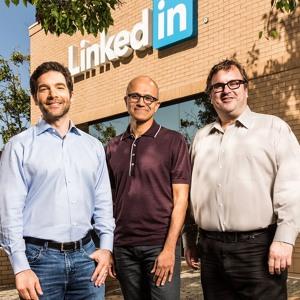 A 26 milliárd dolláros LinkedIn felvásárlás kulisszatitkai