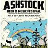 """Love Me Do"" Live at Ashstock Beer and Music Festival 2016"