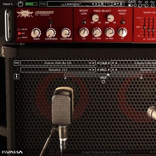 Cerberus Bass Amp demo 1