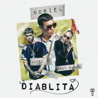 Cover mp3 Diablita Noriel Ft. Anuel AA Y Baby Rasta