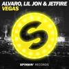 ALVARO, LIL JON & JETFIRE - VEGAS [Hardwell live @ EDC] (Out Now)