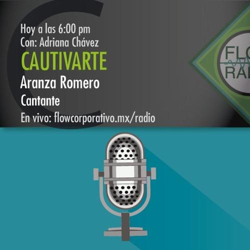 CautivArte 037 - Arantza Romero, Cantante.