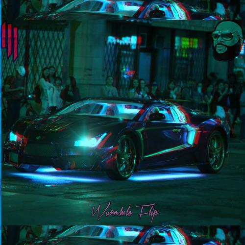 Rick Ross Skrillex Purple Lamborghini Wurmhole Flip By